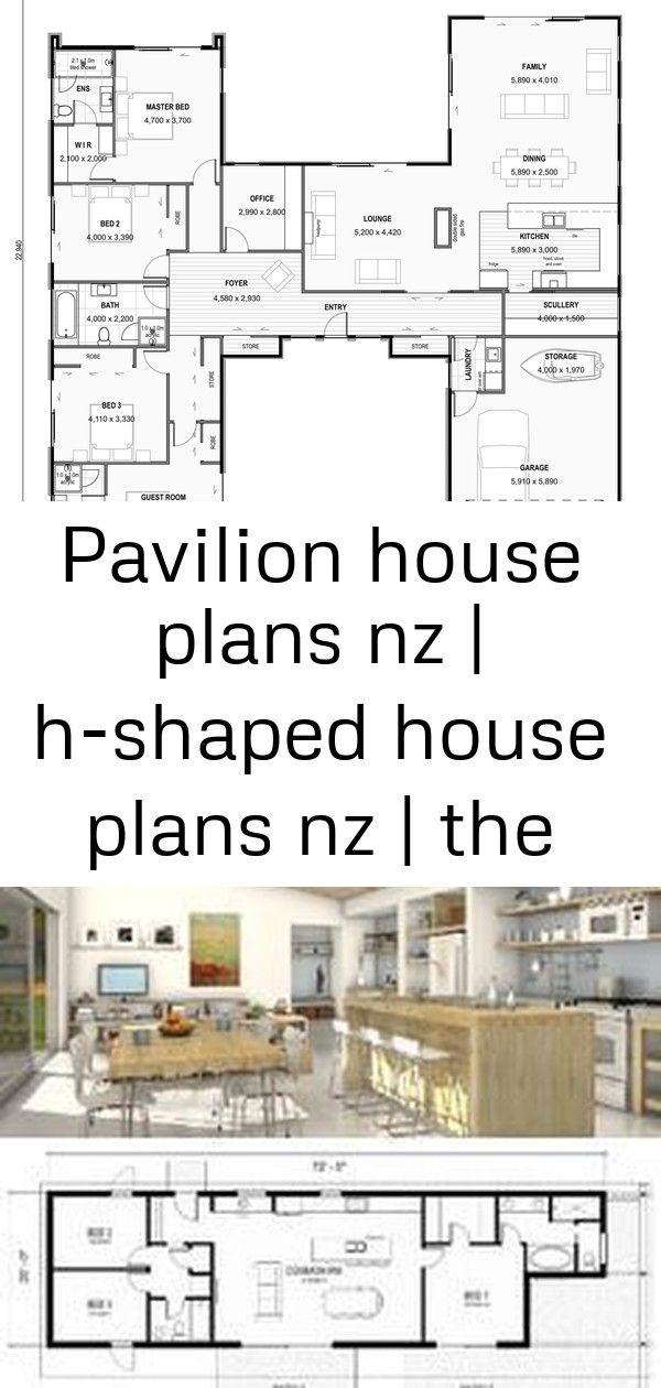 Pavilion House Plans Nz H Shaped House Plans Nz The Dunstan House Plans House Plans Farmhouse Porch House Plans