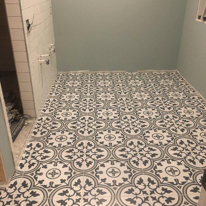 Artea 10 X 10 Porcelain Field Tile With Images Tiles