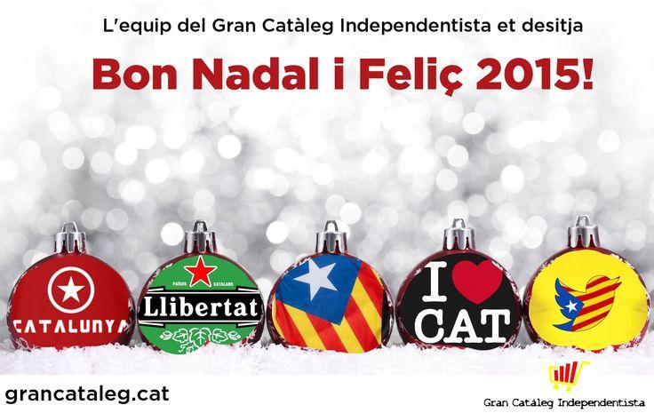 Aquest any sí, guanyarem i aconseguirem la independència!