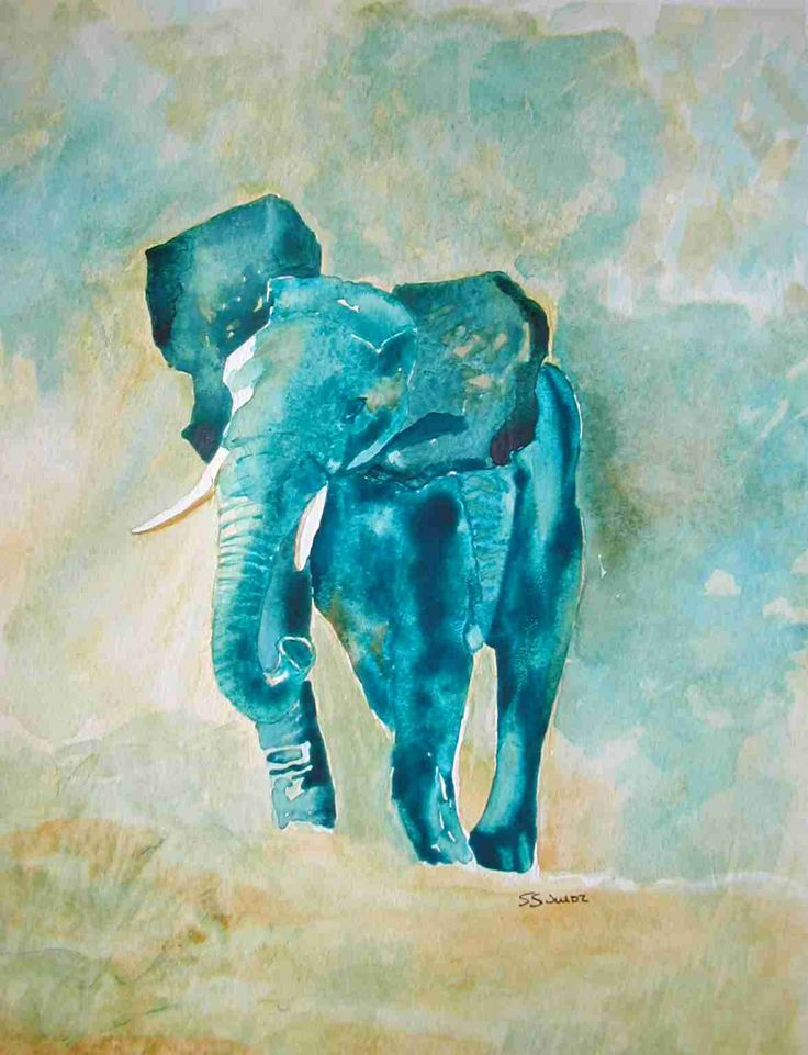 Elephant art irrelephant pinterest elefantes obras for Pinterest obras de arte