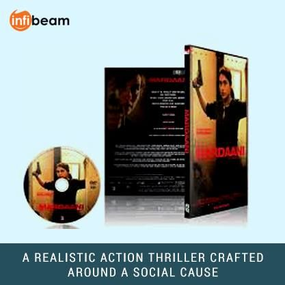 Mardaani - The Film : A REALISTIC ACTION THRILLER CRAFTED AROUND A SOCIAL CAUSE !   #Mardaani #Movie #Bollywood #Action #DVD #ActionMovie