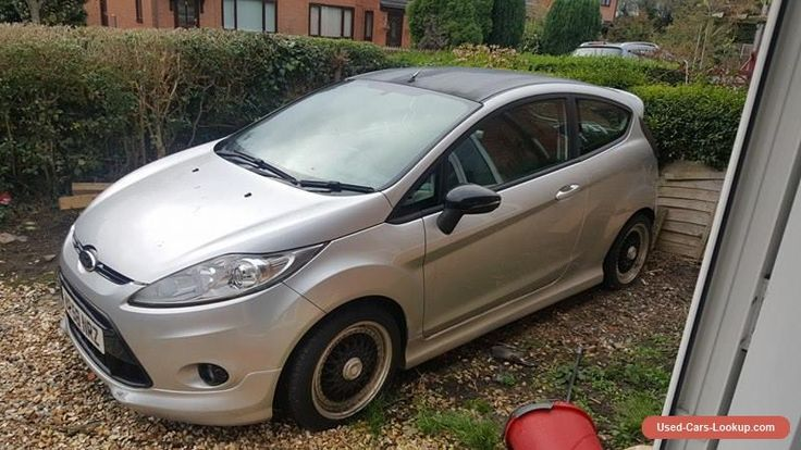 sliver 2008/2009 ford fiesta 1.6 TDCi zetec s spares and repairs #ford #fiesta #forsale #unitedkingdom