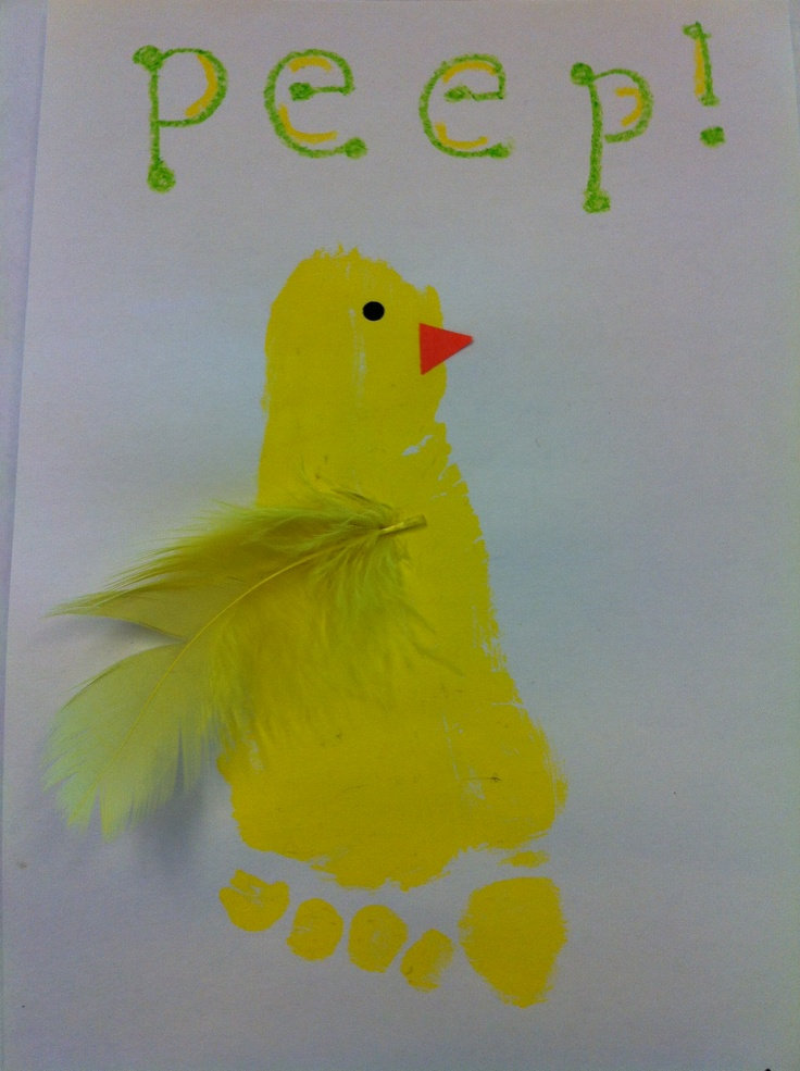 Footprint Chick Craft simple enough