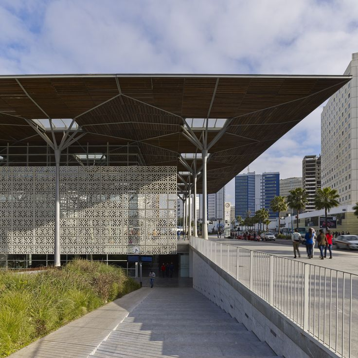 Gallery - Casa-Port Railway Station / AREP - 1