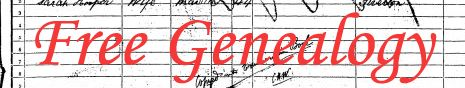 Free Genealogy - Genealogy Beginners Guides family history/genealogy for beginners