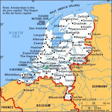 Best 25 Map of holland ideas on Pinterest Belgium map
