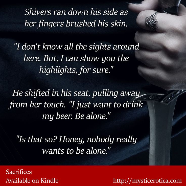 """From """"Sacrifices"""" - #erotic thriller novella from Mystic Erotica."""