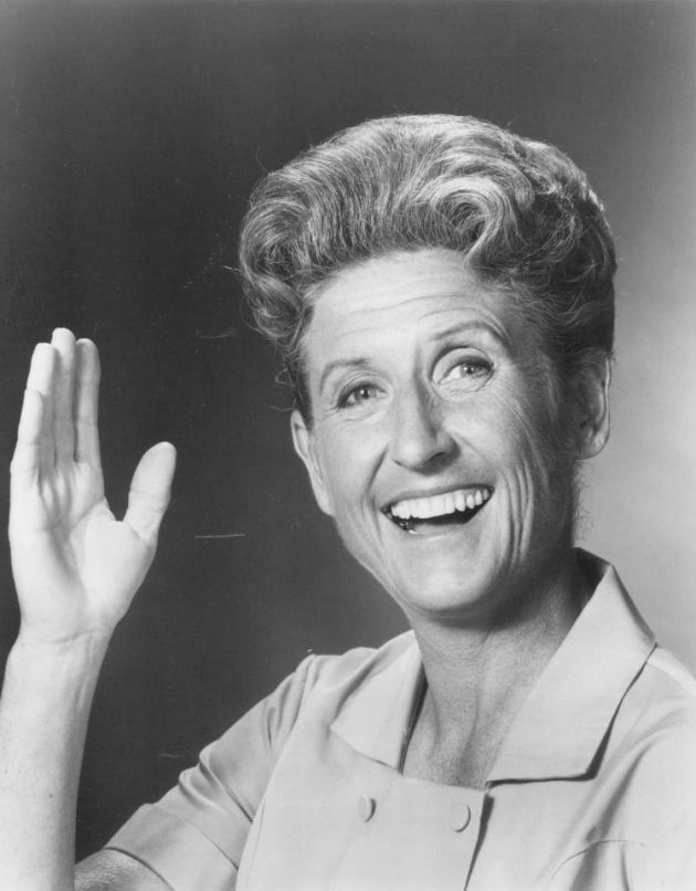 A.K.A. - Alice on the Brady Bunch  Ann B. Davis Biography - Facts, Birthday, Life Story - Biography.com Passed Sunday June 1st, 2014