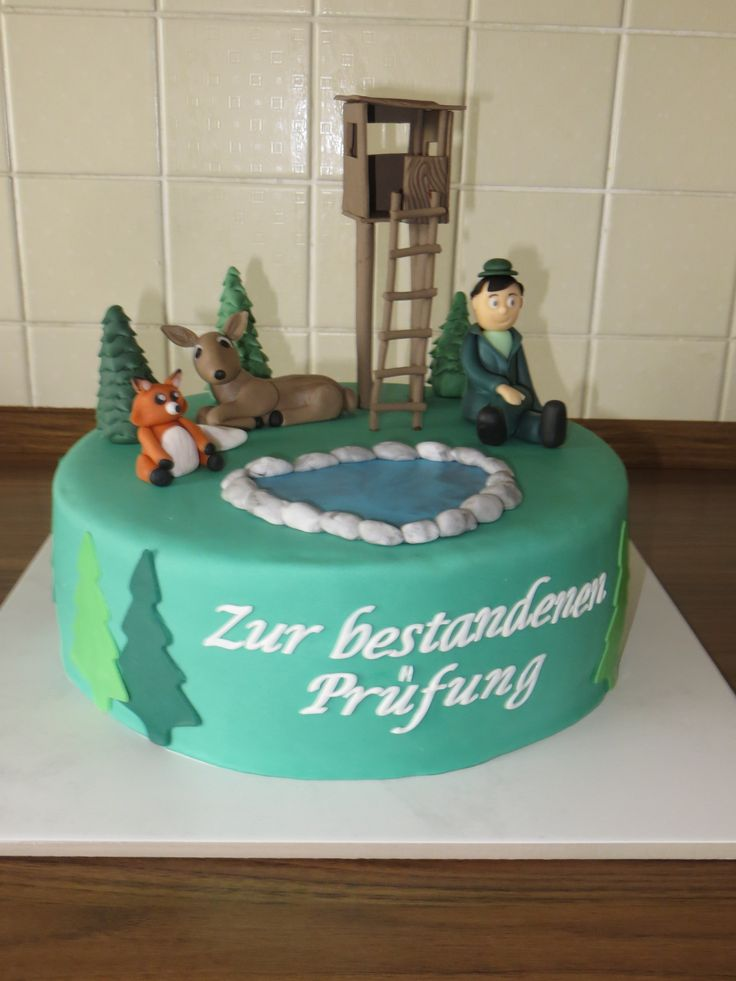 Jäger-Torte