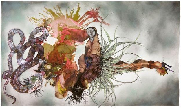 Wangechi Mutu | Community Post: 30 Contemporary Painters You Should Know