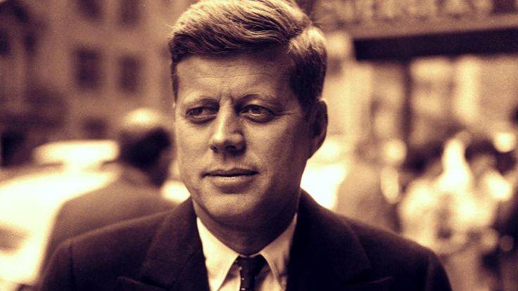 John F. Kennedy #jfk