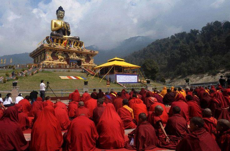 фото тибетских сутр группе преобладает