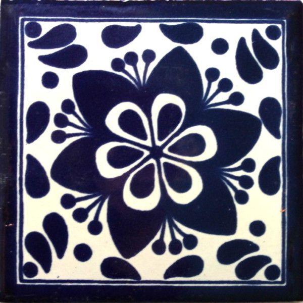Mexican Talavera Tile – HAD013