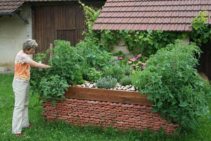 Leiner Gartenmobel Rattan :  mehr 800px hochbeet garten kann garten inspiration gartenideen deko