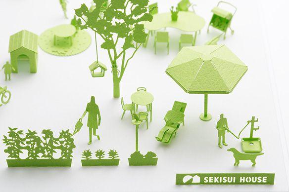 Paperfan: Modelos arquitectónicos