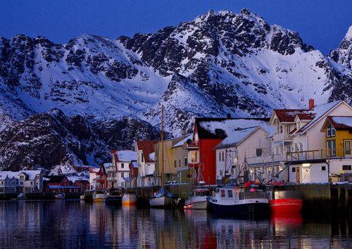 #3 Norway - hhttp://pinterest.com/#mmmmm