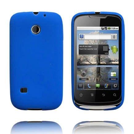 Soft Shell (Blå) Huawei Sonic Deksel