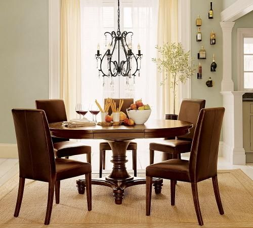 Round Dining Room Table Decor best 25+ round dining room tables ideas on pinterest | round