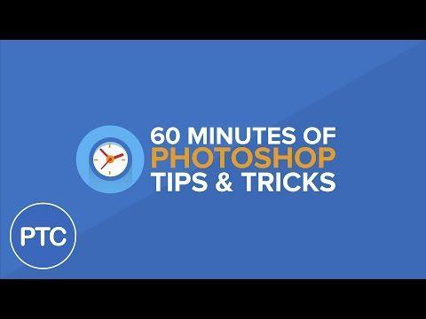 60 Minutes of Photoshop Tips & Tricks (Presentation Recording)