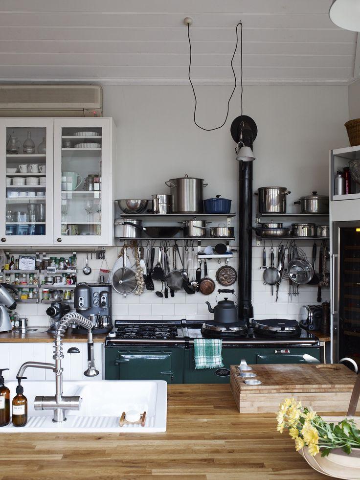 Interiors | Kitchen | Atticus & Milo