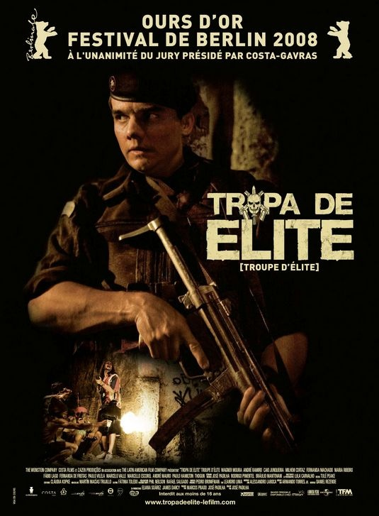 Elite Squad 2007 BRRip - Download films with Mediafire links