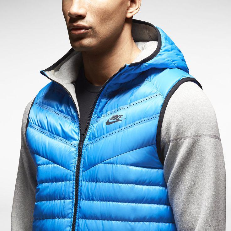 Nike Tech Fleece Aeroloft Windrunner Men's Jacket. Nike Store