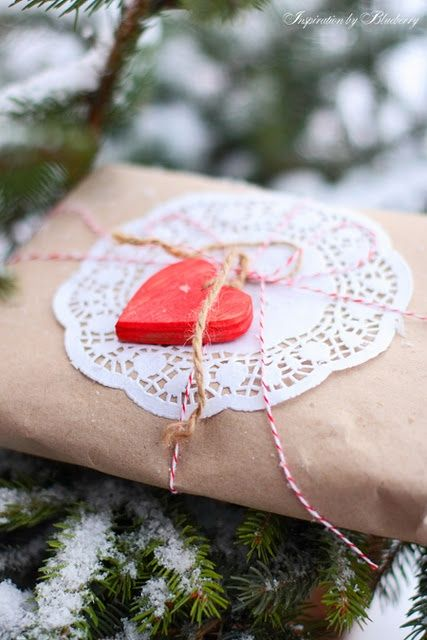 kerstcadeaus inpakken 17
