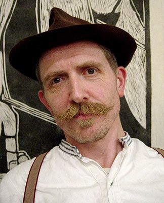 The inimitable Billy Childish