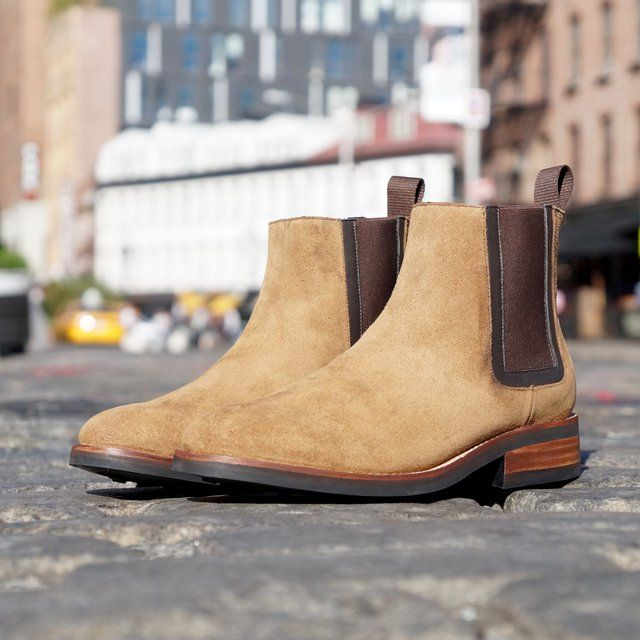 005752261b3c1 Honey Suede Duke Boot in 2019 | Clothes for real Men | Boots ...