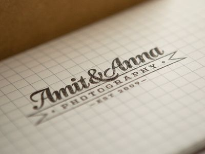 Font: Business Cards, Amit Anna, Anna Photography, Logos Design, Logos Types, Antiques Logos, Anna Stamps, Finals Stamps, Stamps Design