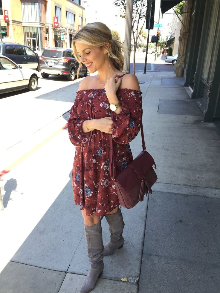 Fall Boots to Extend Your Summer Dresses