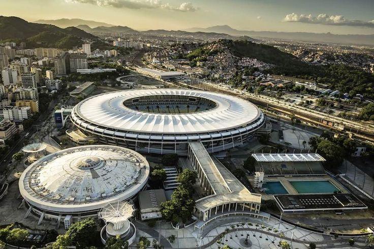 paralympics 2016 | Das Maracana-Stadion in Rio de Janeiro (Foto…