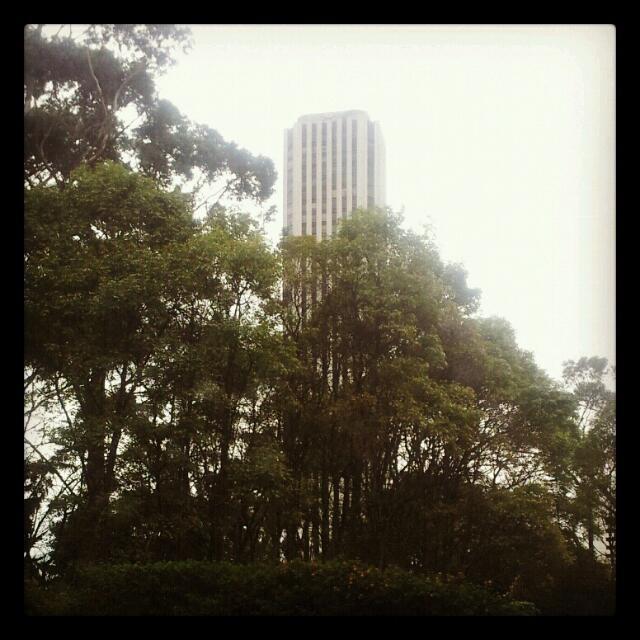 Torre Colpatria vista desde la 26 barrio la macarnena #Bogota  #Colombia  #InstagramYourCity @smwbog #SocialTravel #SMW @instagram @igmerscolombia
