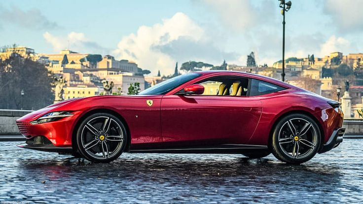 Ferrari Roma 409 888 Plus On Road Costs Caradvice In 2020 Ferrari 288 Gto White Ferrari Ferrari F12 Tdf