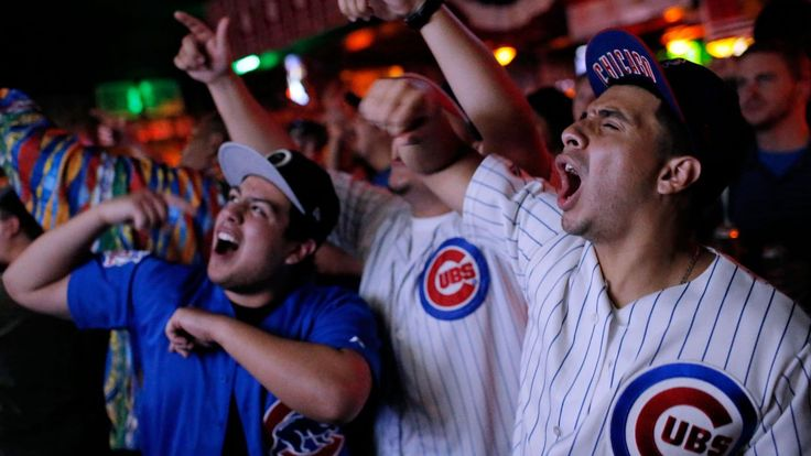 Wrigleyville bars are posting insane cover charges to watch Cubs World Series home games Rent or watching Game 3 in a bar near the ballpark?