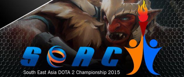 Turnamen Dota 2 tingkat Asia Tenggara kembali digelar! Well, bingung weekend ini mau kemana? Mampir aja yuk ke acara ini dan dukung tim-tim Indonesia!