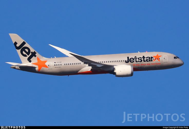Photo of VH-VKF - Boeing 787-8 Dreamliner - Jetstar Airways