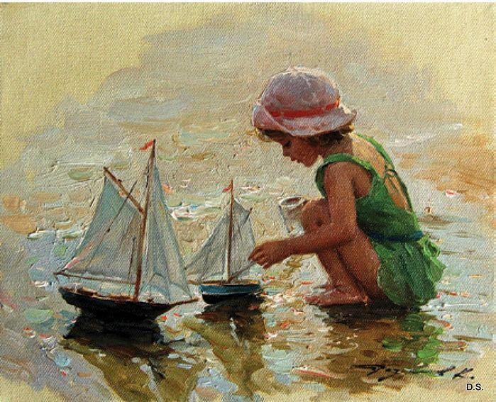 Bambini dipinti ~ 48 best konstantin razumov images on pinterest painting art art