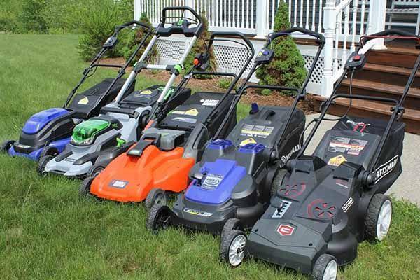 Best Cordless Lawn Mower – Head to Head Comparison