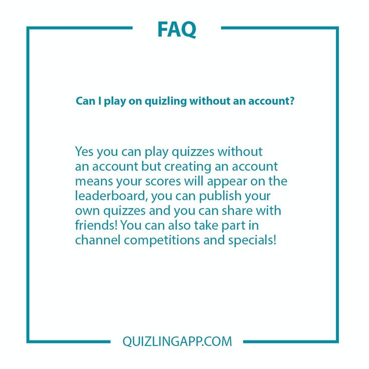 Frequently asked questions about Quizling. Find out more about the educational quiz app, visit quizlingapp.com.