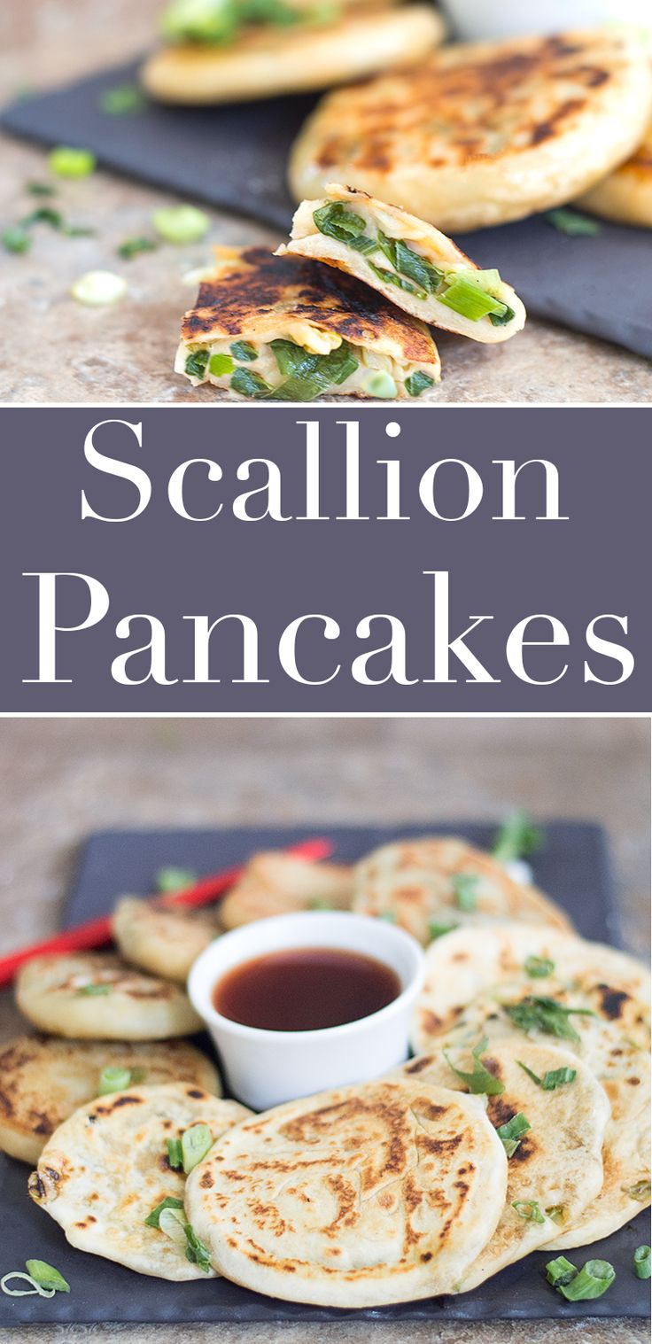 With only a few ingredients, you can make this soft and easy Scallion Pancakes for breakfast or brunch. The secret to these soft pancakes is yogurt. AD BobsSpringBaking @bobsredmill