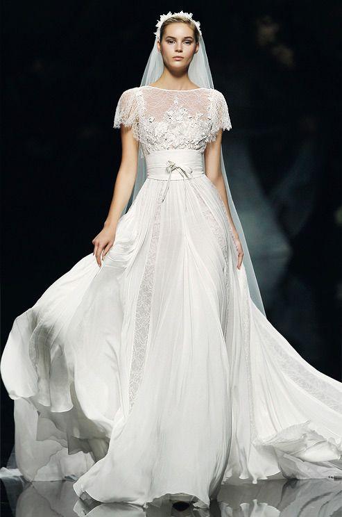 Elie by Elie Saab - 2013 colection for Pronovias - Lorraine dress
