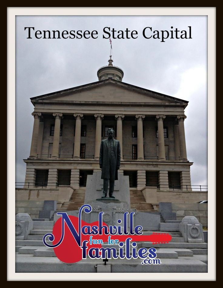 nashville the capital of tennessee A national historic landmark, the tennessee state capitol sits on the highest hill in the central city designed in the greek revival style by architect william strickland who moved to nashville from philadelphia, it is his last and perhaps his finest work.