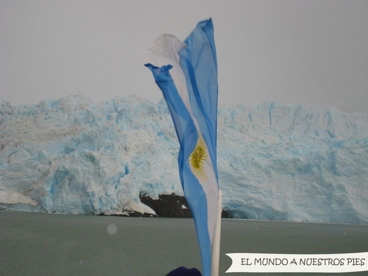 #Glaciares #Spegazzini #SantaCruz #Calafate #Argentina #Travel #Viajar