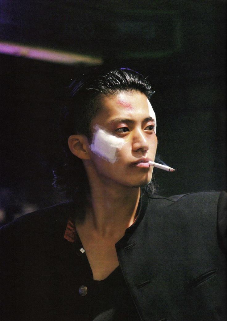 Genji | Crows Zero | Oguri Shun <3 <3 <3 <3 <3