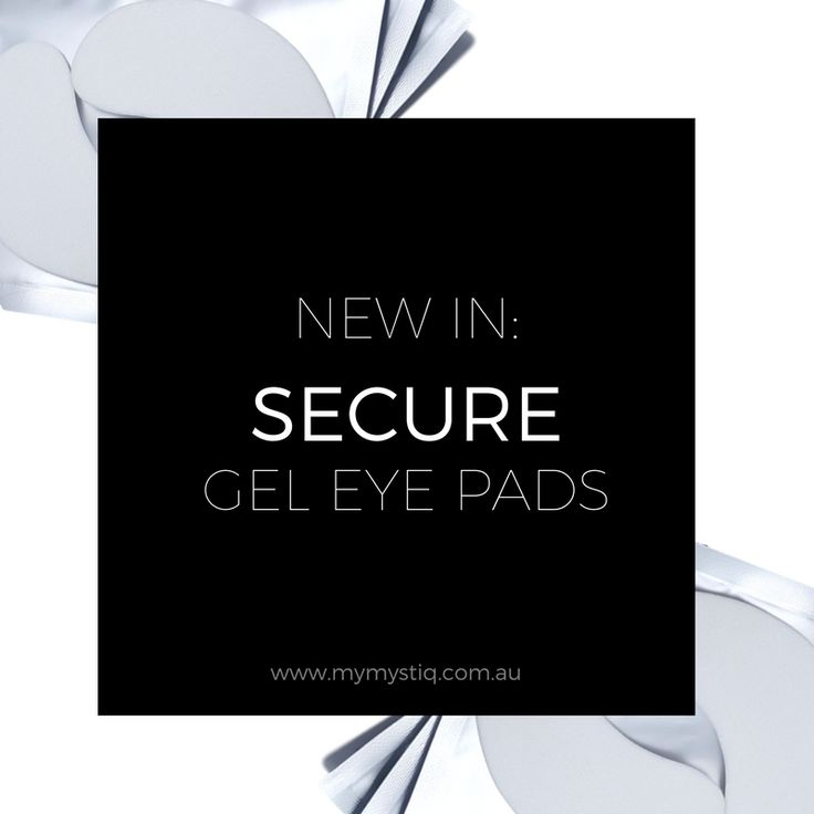 We can't begin to tell you how much we love these under eye pads here at MYSTIQ.  We've tried so many eye pads over the years and these are far and away the best of the bunch.  Check out our demo video and keep scrolling to read about why we love them so much!       Introducing our #SECUREeyepads!  (and my first ever talking video ) Available now at mymystiq.com.au A post shared by MYSTIQ | Luxe Lash Supplies (@my_mystiq) on Mar 22, 2017 at 1:26am PDT      WHY WE LOVE THEM: 1. Ok...