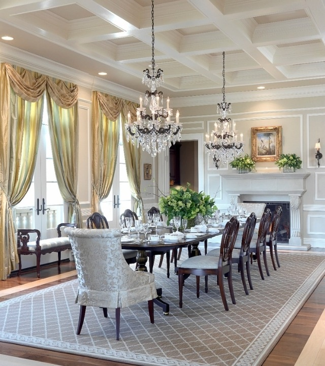 Traditional Dining Room: Dining Room Inspiration
