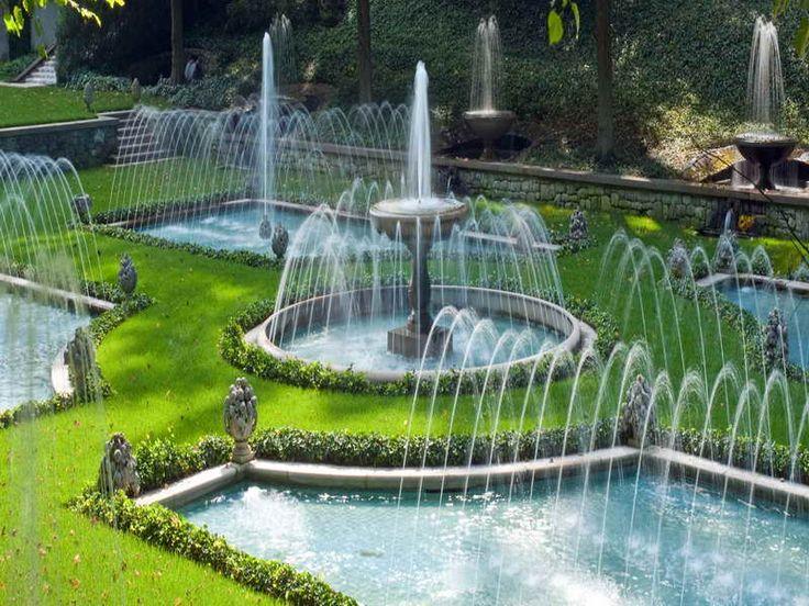 48 best water fountain for garden images on pinterest for Garden fountains phoenix