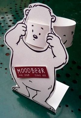 Pediatric Therapy Find of the Week: The Incredible Moodbear  - pinned by @PediaStaff – Please Visit ht.ly/63sNtfor all our ped therapy, school & special ed pins