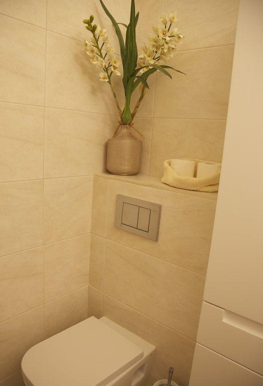Туалет-ванная и душ-прачечная. Наши фото.